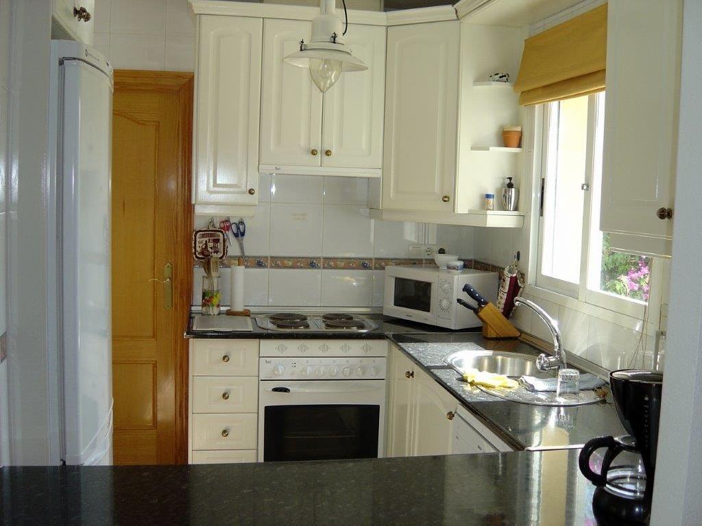 Indeling villa spanje zorrilla - Open keuken m ...